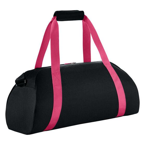 5f72c8e001f2 Nike Womens Gym Club Grip Bag Black   Pink