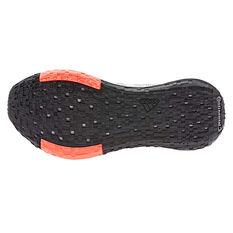adidas Pulseboost HD Womens Running Shoes Grey / Black US 6, Grey / Black, rebel_hi-res