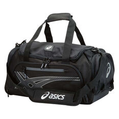 Asics 70L Duffel Bag Black, , rebel_hi-res