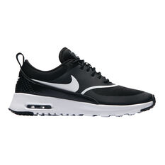 Nike Air Max Thea Womens Casual Shoes Black / White US 6, Black / White, rebel_hi-res