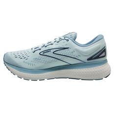 Brooks Glycerin 19 Womens Running Shoes Aqua/Navy US 6, Aqua/Navy, rebel_hi-res