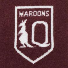 QLD Maroons State of Origin 2021 Scarf, , rebel_hi-res