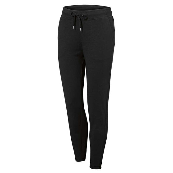Under Armour Womens Microthread Graphic Pants Black XXS, Black, rebel_hi-res