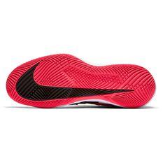 Nike Air Zoom Vapor X Mens Tennis Shoes Black / Red US 7, Black / Red, rebel_hi-res