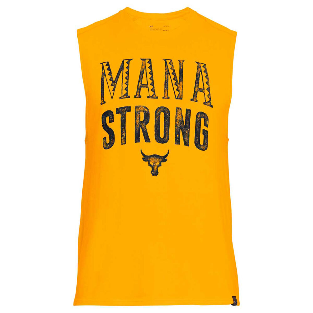 93f8155e1ef3b3 Under Armour Mens Project Rock Mana Strong Tank