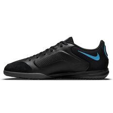 Nike Tiempo Legend 9 Academy Indoor Soccer Shoes Black US Mens 7 / Womens 8.5, Black, rebel_hi-res