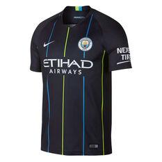Manchester City 2018 / 19 Mens Away Jersey, , rebel_hi-res