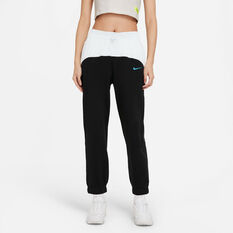 Nike Womens Sportswear Icon Clash Jogger Pants Black XS, Black, rebel_hi-res