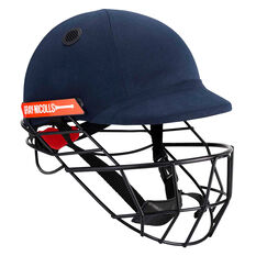 Gray Nicolls Atomic 360 Cricket Helmet Navy S, Navy, rebel_hi-res