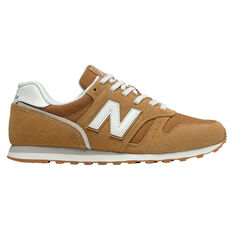 New Balance 373 Mens Casual Shoes Brown US 7, Brown, rebel_hi-res