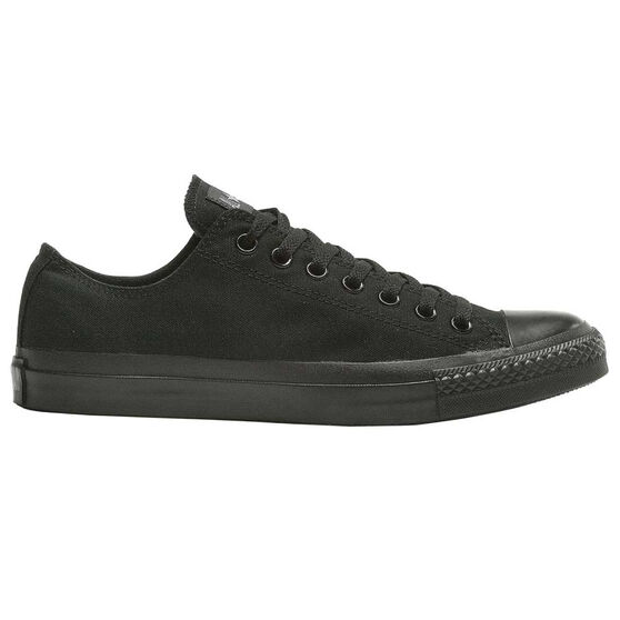 Converse Chuck Taylor All Star Low Casual Shoes Black US 14, Black, rebel_hi-res