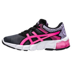 Asics GEL Quantum 90 2 Kids Casual Shoes Black/Pink US 11, Black/Pink, rebel_hi-res