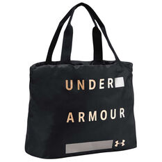 Under Armour Favorite Graphic Tote Bag Black / gold, , rebel_hi-res