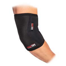 RockTape Assassins Elbow Sleeve Black S, Black, rebel_hi-res