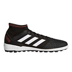 adidas Predator Tango 17.3 Mens Turf Boots Black / White US 10.5 Adult, Black / White, rebel_hi-res