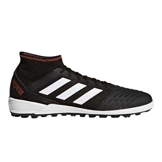 adidas Predator Tango 17.3 Mens Turf Boots, Black / White, rebel_hi-res