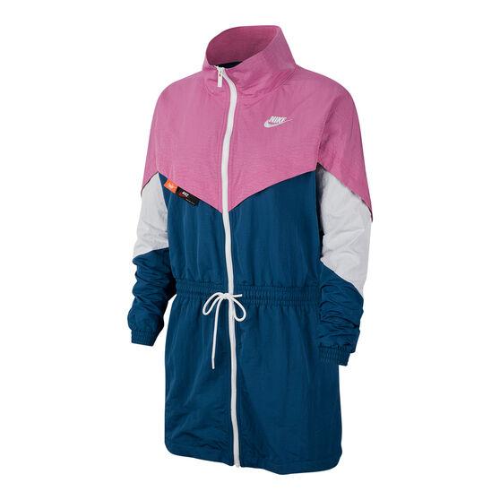 Nike Womens Icon Clash Track Jacket, , rebel_hi-res