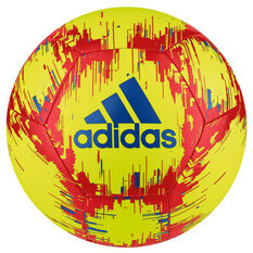 Adidas CPT Soccer Ball Green / Red 3, , rebel_hi-res