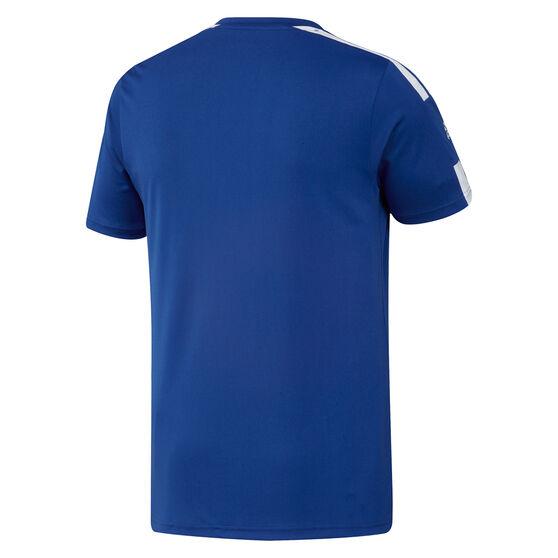 Adidas Mens Squadra 21 Jersey, Blue, rebel_hi-res
