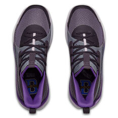 Under Armour International Womens Day Curry 7 Basketball Shoes, Purple, rebel_hi-res