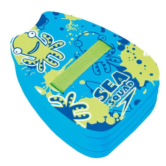 Speedo Sea Squad Blue Back Float, , rebel_hi-res