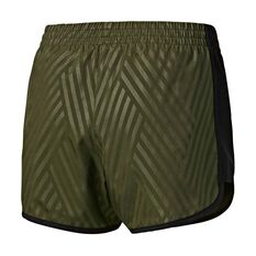 adidas Womens Braid Shorts Cargo XS Adult, Cargo, rebel_hi-res