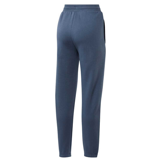 Reebok Womens Studio Restorative Fleece Pants, Smoke, rebel_hi-res