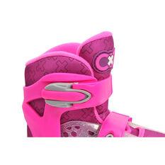Goldcross GXC145 Inline Skates Pink 7-11, Pink, rebel_hi-res