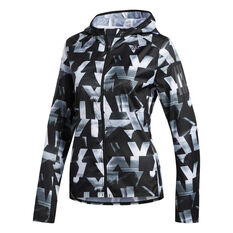 4dc9195a adidas Womens Own the Run Speed Jacket White XS, White, rebel_hi-res ...