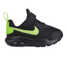 Nike Air Max Oketo Toddlers Shoes Black / Green 2, Black / Green, rebel_hi-res