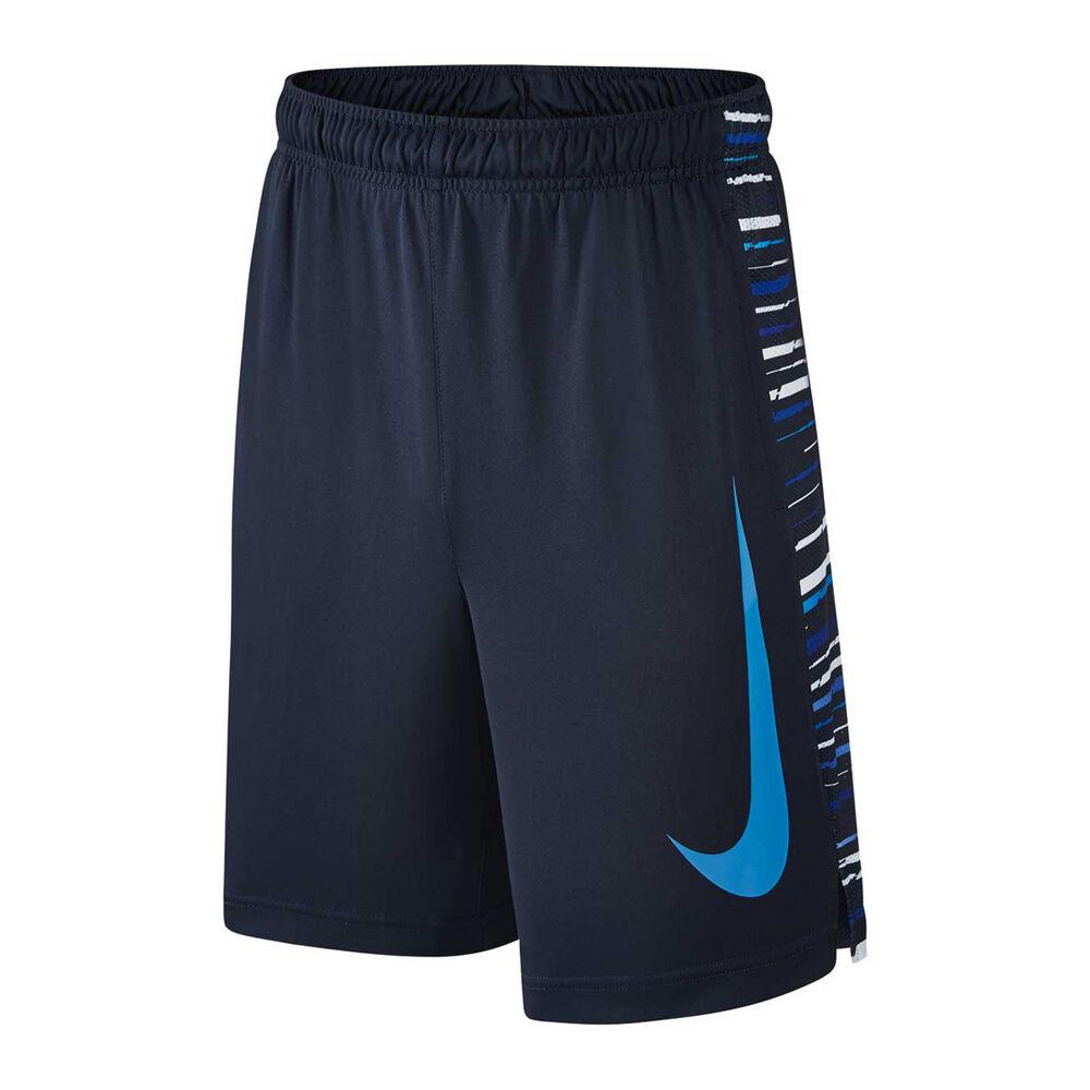 best cheap 14aa5 ee7e9 Nike Boys Dry Legacy Training Shorts Obsidian XS Junior, Obsidian,  rebel hi-res