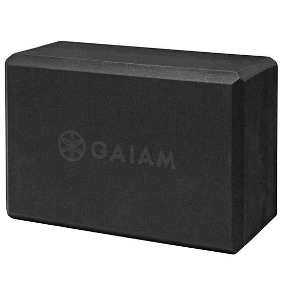 Gaiam Athletic Yoga Durablock Black, , rebel_hi-res