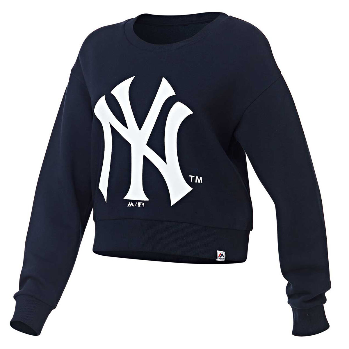 Women's New York Yankees Nike NavyWhite Track Jacket