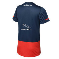 Melbourne Demons 2020 Mens Training Tee Navy S, Navy, rebel_hi-res