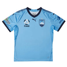 Sydney FC 2018 / 19 Kids Home Jersey, , rebel_hi-res
