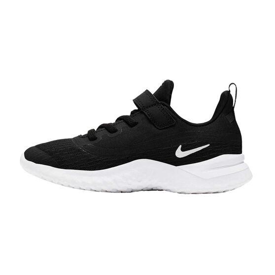 Nike Rival 2 Kids Running Shoes, Black / White, rebel_hi-res