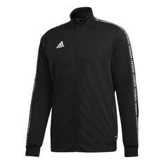 adidas Mens Tiro 19 Jacket Black XS, Black, rebel_hi-res
