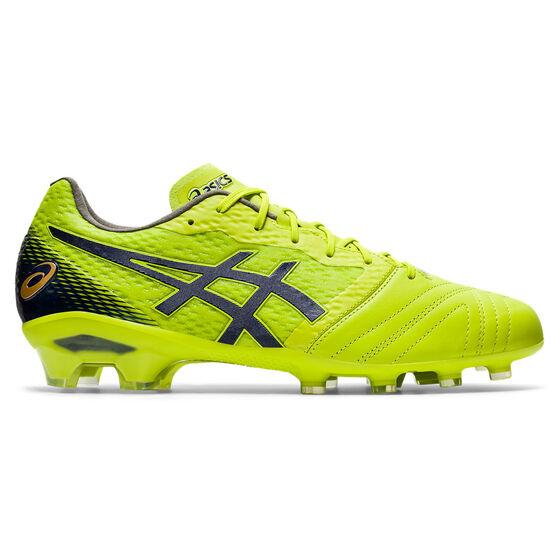Asics Ultrezza Football Boots, Lime, rebel_hi-res