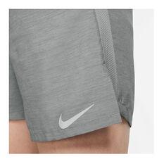 Nike Challenger Men's Brief-Lined Running Shorts, Grey, rebel_hi-res