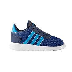 adidas Lite Racer Toddlers Shoes Navy / Blue US 4, Navy / Blue, rebel_hi-res