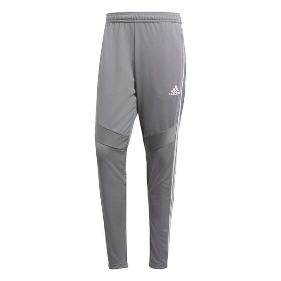 adidas Mens Tiro 19 Training Pants, Grey, rebel_hi-res