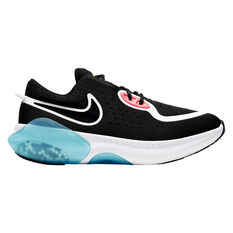 Nike Joyride Dual Run Kids Running Shoes Black / Blue US 4, Black / Blue, rebel_hi-res