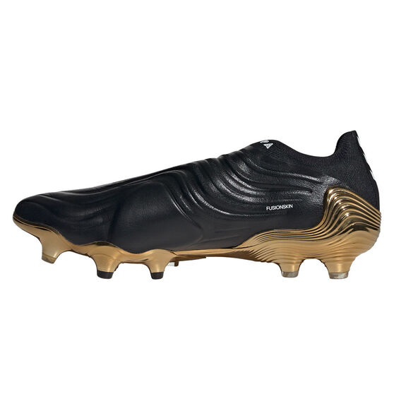adidas Copa + Football Boots Black US Mens 12 / Womens 13, Black, rebel_hi-res
