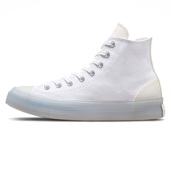 Converse Chuck Taylor All Star CX High Top Mens Casual Shoes, White, rebel_hi-res