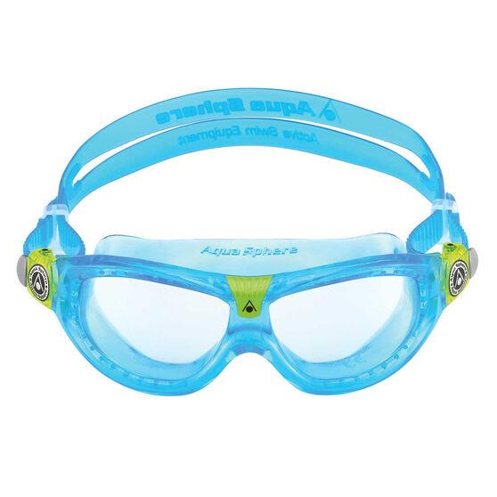Aqua Sphere Seal 2.0 Kids Clear Swim Goggles, , rebel_hi-res