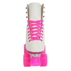 Goldcross Retro Roller Skates Pink US 2, Pink, rebel_hi-res
