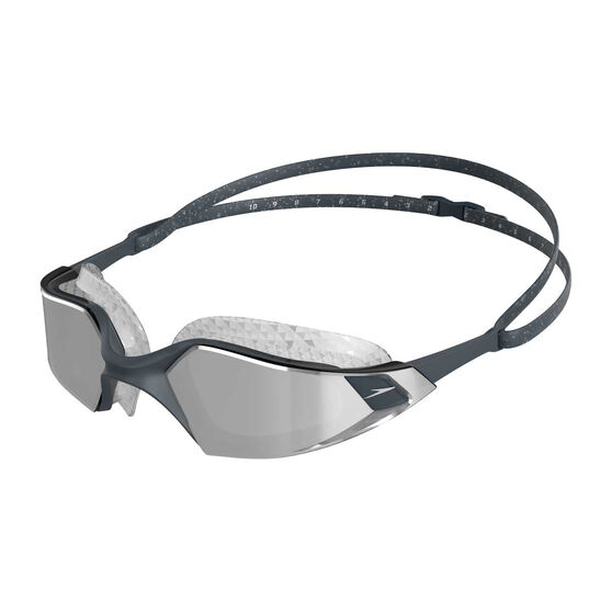 Speedo Aquapulse Pro Mirror Swim Goggles, , rebel_hi-res