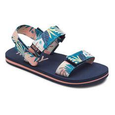 Roxy Cage Girls Sandals Multi US 11, Multi, rebel_hi-res