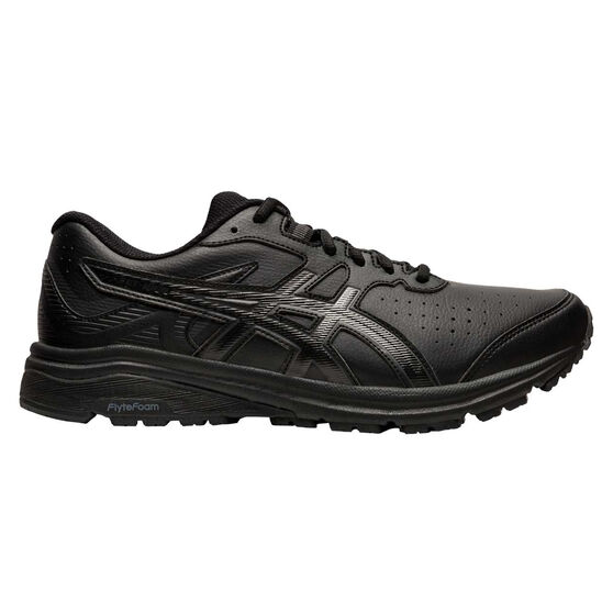 Asics GT 1000 LE 2E Mens Running Shoes, Black, rebel_hi-res
