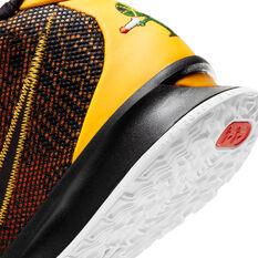 Nike Kyrie 7 Rayguns Mens Basketball Shoes, Black, rebel_hi-res